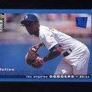 1995 Collector's Choice SE Baseball #088 Delino DeShields - Los Angeles Dodgers