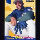 1995 Collector's Choice SE Baseball #021 Duane Singleton - Milwaukee Brewers