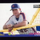 1995 Collector's Choice SE Baseball #009 Paul Wilson - New York Mets