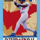 1996 Collector's Choice Baseball #336 Roberto Kelly IF - Los Angeles Dodgers