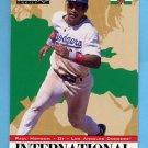1996 Collector's Choice Baseball #328 Raul Mondesi IF - Los Angeles Dodgers