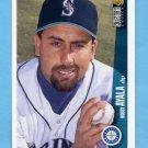 1996 Collector's Choice Baseball #311 Bobby Ayala - Seattle Mariners