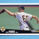 1996 Collector's Choice Baseball #267 Steve Parris - Pittsburgh Pirates