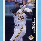 1996 Collector's Choice Baseball #261 Freddy Adrian Garcia - Pittsburgh Pirates