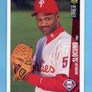 1996 Collector's Choice Baseball #257 Heathcliff Slocumb - Philadelphia Phillies