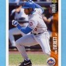 1996 Collector's Choice Baseball #219 Carl Everett - New York Mets