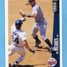 1996 Collector's Choice Baseball #204 Pat Meares - Minnesota Twins