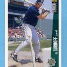 1996 Collector's Choice Baseball #195 B.J. Surhoff - Milwaukee Brewers