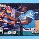 1996 Collector's Choice Baseball #155 Charles Johnson - Florida Marlins