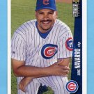 1996 Collector's Choice Baseball #086 Jaime Navarro - Chicago Cubs