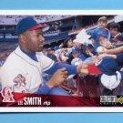 1996 Collector's Choice Baseball #077 Lee Smith - California Angels