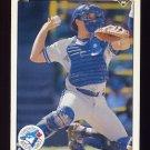 1990 Upper Deck Baseball #718 Greg Myers - Toronto Blue Jays