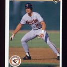1990 Upper Deck Baseball #644 Bob Melvin - Baltimore Orioles