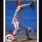 1990 Upper Deck Baseball #566 Norm Charlton - Cincinnati Reds