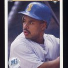 1990 Upper Deck Baseball #455 Greg Briley - Seattle Mariners