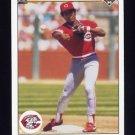 1990 Upper Deck Baseball #430 Mariano Duncan - Cincinnati Reds
