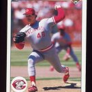 1990 Upper Deck Baseball #137 Tim Birtsas - Cincinnati Reds