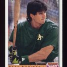 1992 Upper Deck Baseball #649 Jose Canseco DS - Oakland A's