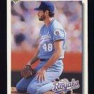 1992 Upper Deck Baseball #607 Mark Davis - Kansas City Royals