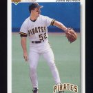 1992 Upper Deck Baseball #469 John Wehner - Pittsburgh Pirates