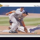 1992 Upper Deck Baseball #349 Tim Teufel - San Diego Padres