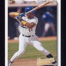 1992 Upper Deck Baseball #234 Gary Sheffield - Milwaukee Brewers