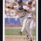 1992 Upper Deck Baseball #205 Jose Lind - Pittsburgh Pirates