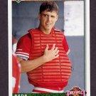 1992 Upper Deck Baseball #072 Dan Wilson TP - Cincinnati Reds