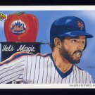 1992 Upper Deck Baseball #037 Howard Johnson TC - New York Mets