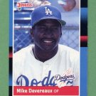 1988 Donruss Baseball #546 Mike Devereaux RC - Los Angeles Dodgers