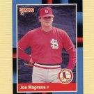 1988 Donruss Baseball #140 Joe Magrane - St. Louis Cardinals ExMt