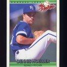 1992 Donruss Rookies Baseball #082 Dennis Moeller - Kansas City Royals