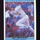 1992 Donruss Baseball #766 Jim Olander - Milwaukee Brewers