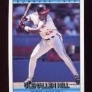 1992 Donruss Baseball #643 Glenallen Hill - Cleveland Indians
