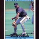 1992 Donruss Baseball #610 Bobby Bonilla - Pittsburgh Pirates
