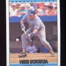 1992 Donruss Baseball #480 Mike Scioscia - Los Angeles Dodgers