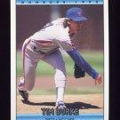 1992 Donruss Baseball #366 Tim Burke - New York Mets