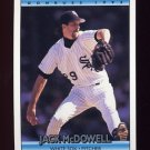 1992 Donruss Baseball #352 Jack McDowell - Chicago White Sox