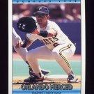 1992 Donruss Baseball #310 Orlando Merced - Pittsburgh Pirates