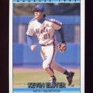 1992 Donruss Baseball #307 Kevin Elster - New York Mets