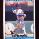 1992 Donruss Baseball #294 Ted Higuera - Milwaukee Brewers