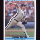 1992 Donruss Baseball #272 Jimmy Jones - Houston Astros