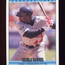 1992 Donruss Baseball #115 Chili Davis - Minnesota Twins