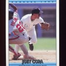 1992 Donruss Baseball #108 Joey Cora - Chicago White Sox