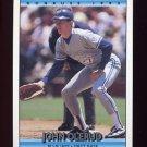 1992 Donruss Baseball #098 John Olerud - Toronto Blue Jays
