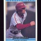 1992 Donruss Baseball #092 John Morris - Philadelphia Phillies