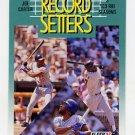 1992 Fleer Baseball #685 Joe Carter RS - Toronto Blue Jays