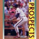 1992 Fleer Baseball #664 Gary DiSarcina MLP - California Angels