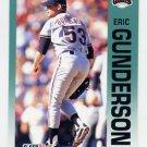 1992 Fleer Baseball #637 Eric Gunderson - San Francisco Giants