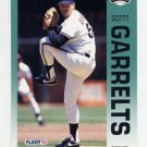 1992 Fleer Baseball #636 Scott Garrelts - San Francisco Giants